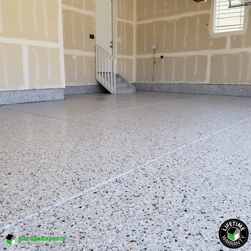 Lafayette Colorado Garage Floor Epoxy Coating Garage Experts Of
