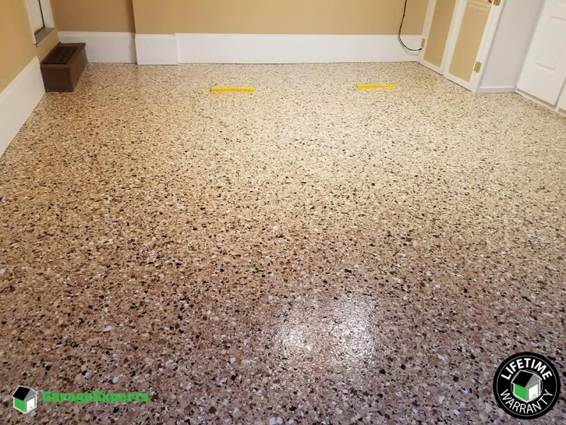 Garage FX Coating System Installed in Prince George's County