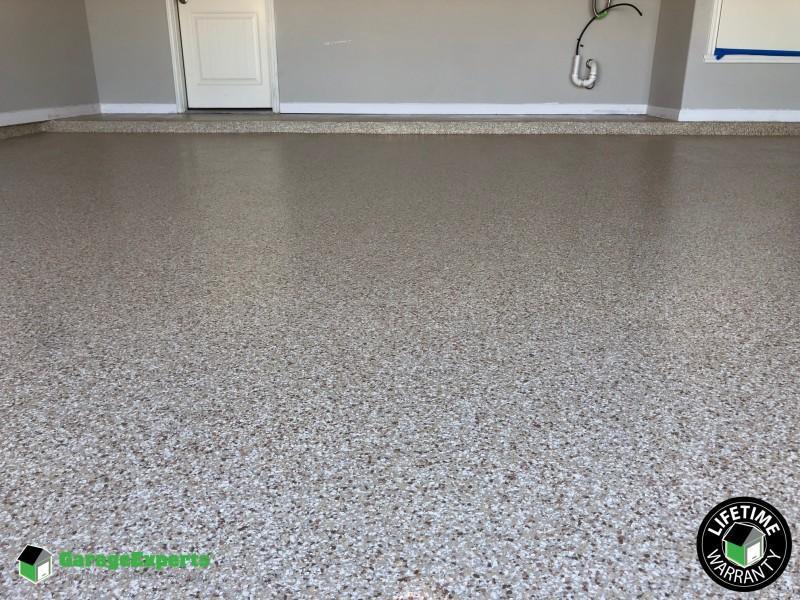 Epoxy Floor Coating - Round Rock, TX