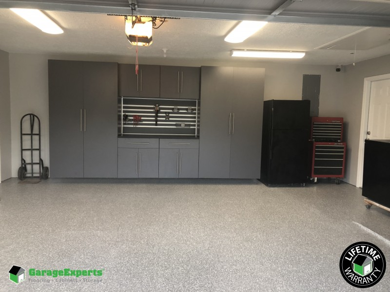 Cabinet & Flooring Package - Prestonwood Forest (Cypress, TX)