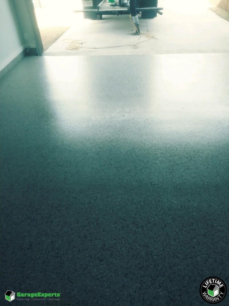 Industrial Strength Epoxy Flooring installed in Anna, TX