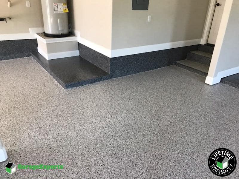 Epoxy Garage Floor Coating In Sun City Ga Garage Experts Of