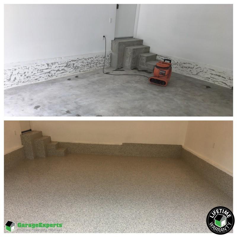 Epoxy Garage Floor  West Hollywood, CA