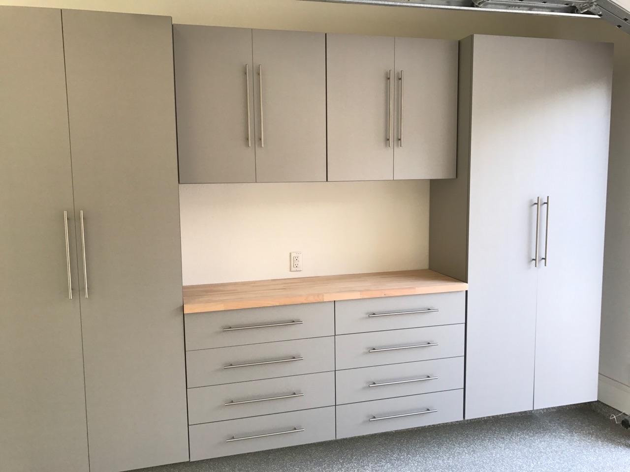 Custom Storage Cabinets In Oklahoma City