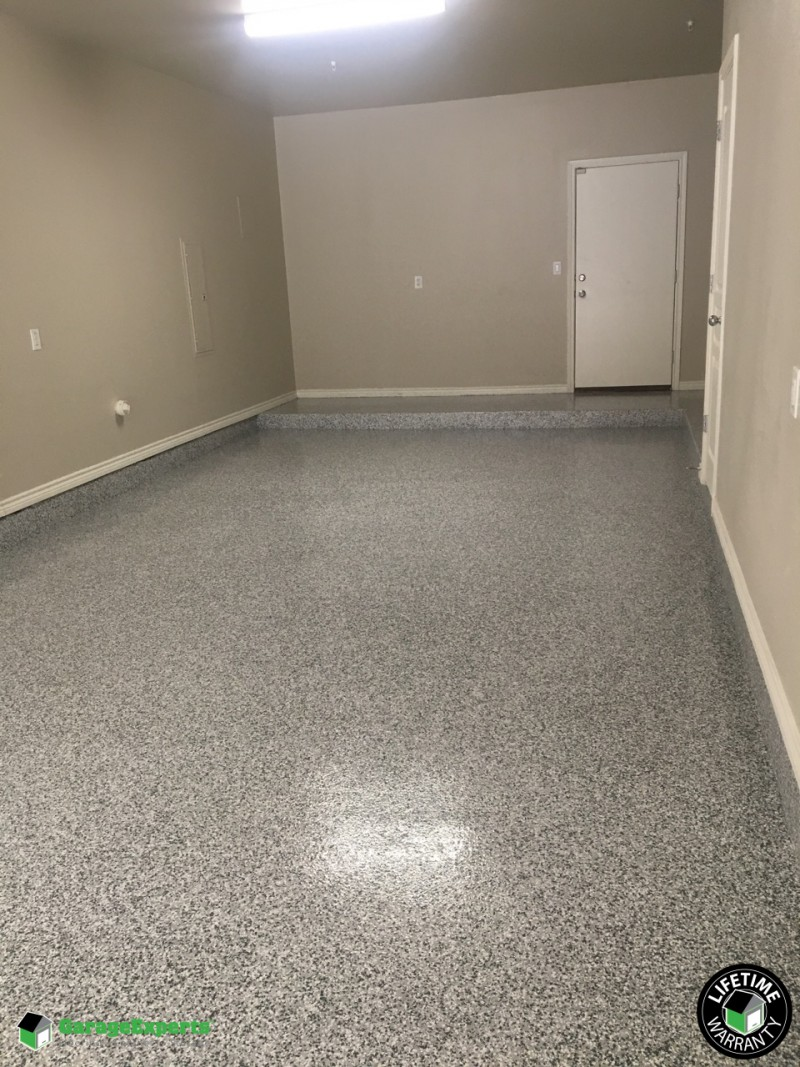 Custom Garage Epoxy Floor Designs: GarageExperts Of North Dallas