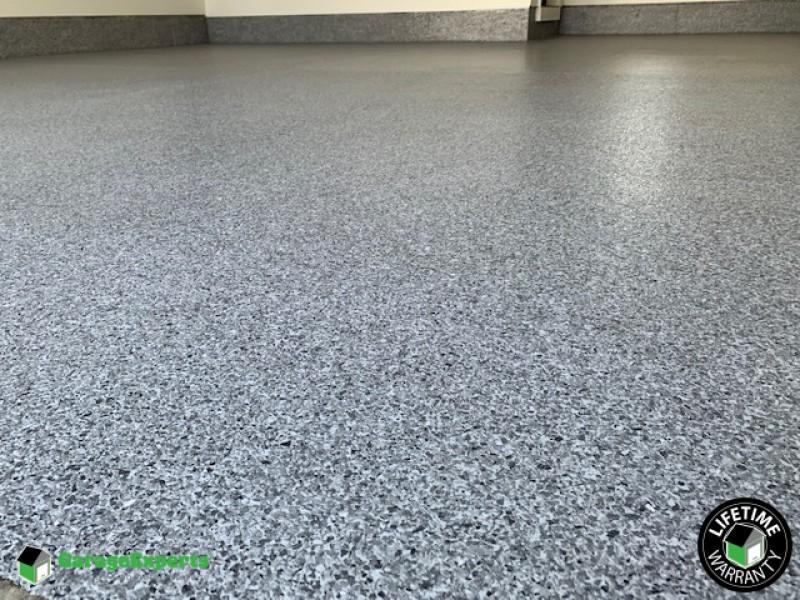 Beautiful Garage Install in Southeast Boise, ID