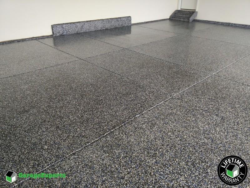 Epoxy Floor Installed in Parker CO