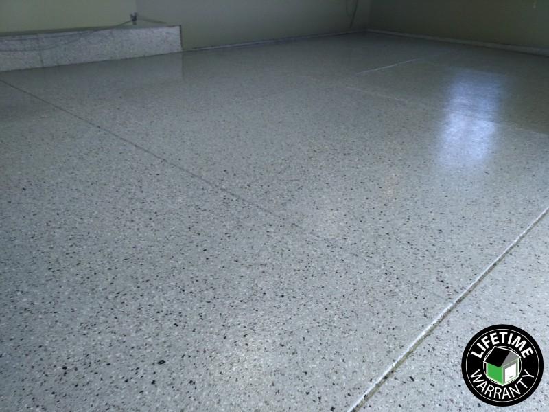 Garage Flooring in Arvada, Colorado