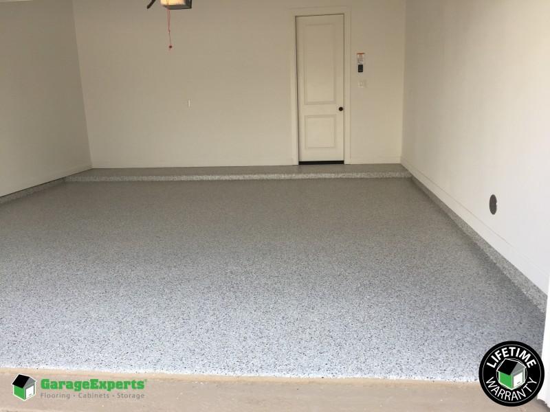 Garage Epoxy Flooring   Enclave At Valley Oaks (Houston, TX)