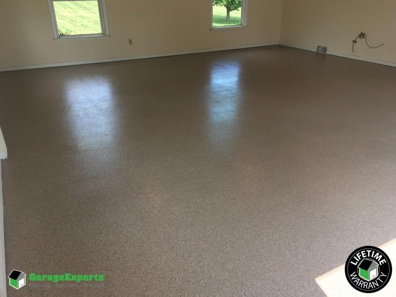 Cynthiana KY, Garage Floor coating