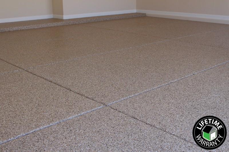 Garage Floor Coating in Saddlebrooke, Az