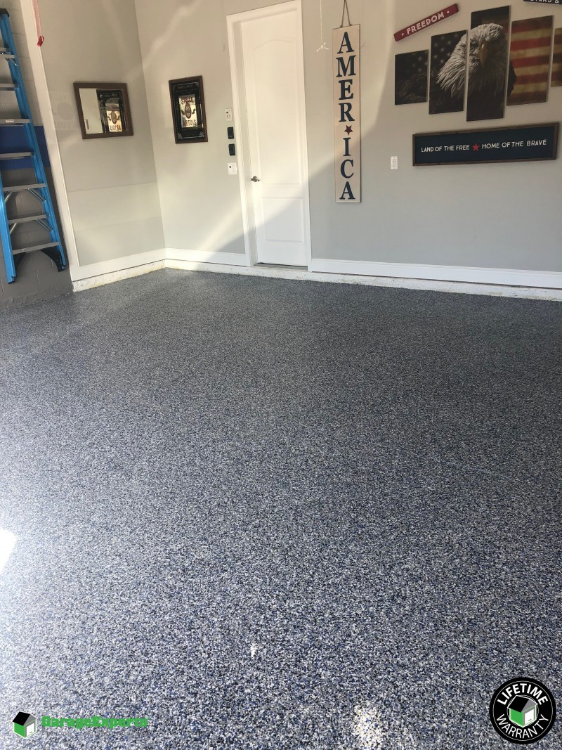 Epoxy Garage Fl ...