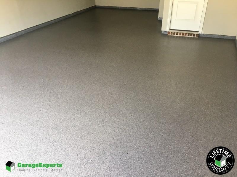 Epoxy Flooring installed in Plano, TX