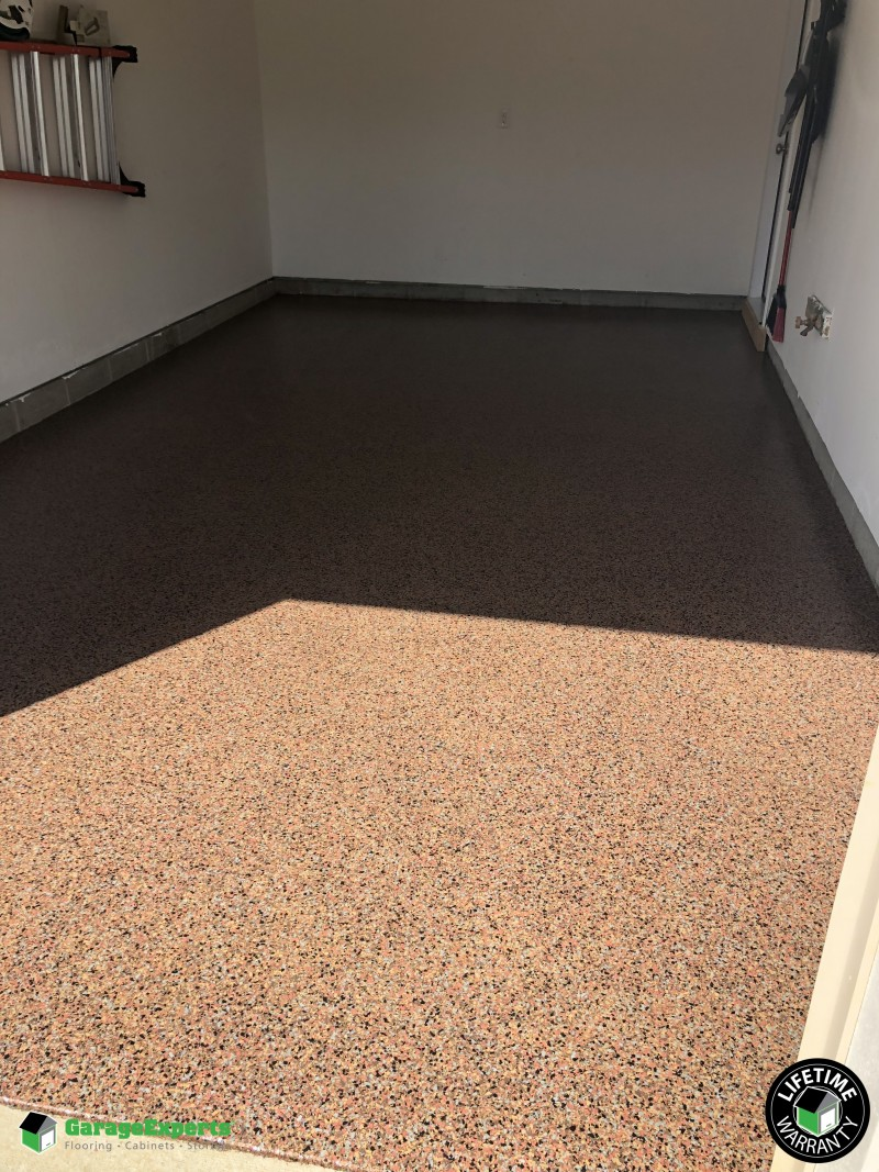 One Car Garage In Our Stunning 1 4 Terrazzo Garage