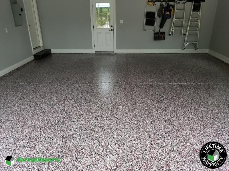 Raleigh, NC Epoxy Floor