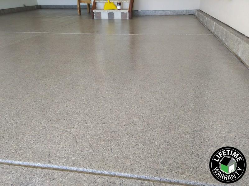 Concrete Floor Coating in Thorton, Colorado