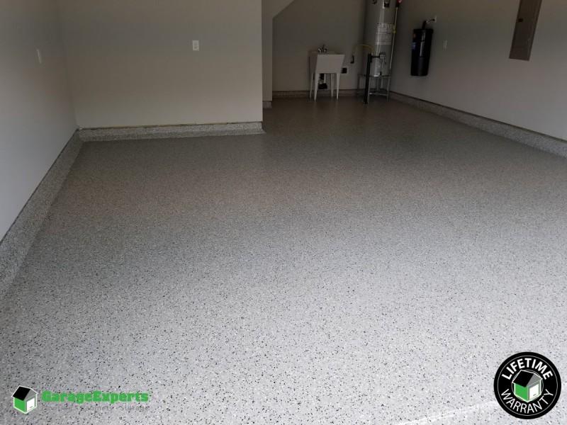 Garage Floor Epoxy in Durham, NC