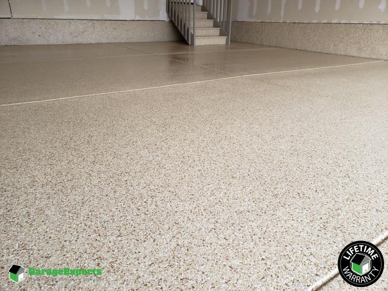 Epoxy Garage Flooring Installed in Aurora, CO