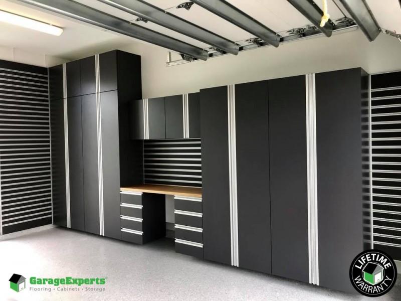 Custom Garage Storage Solutions, Kansas City, MO