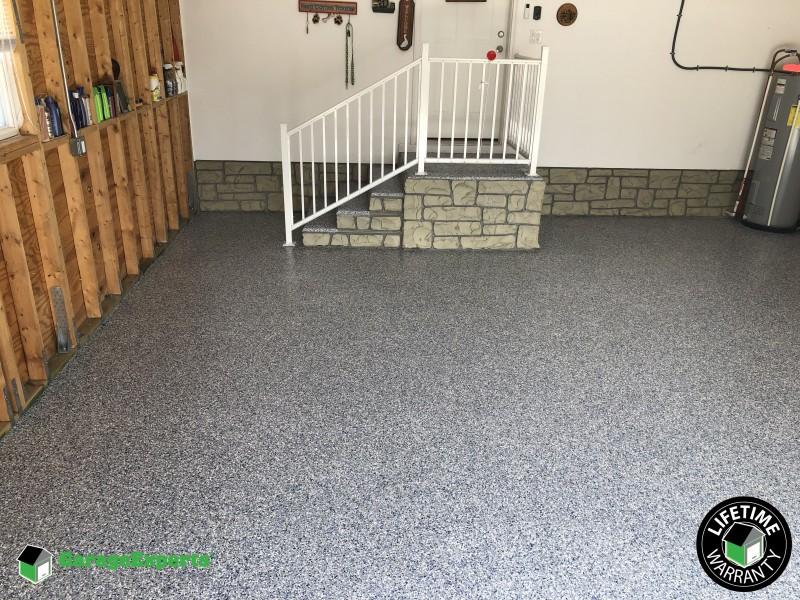 Epoxy Flooring Install Sebastian Florida