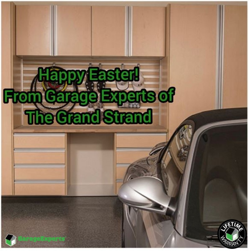 Organize your garage and add additional living space with our cabinets. Myrtle Beach, SC
