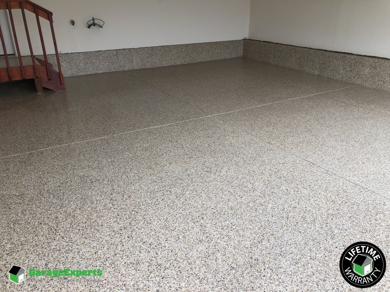 Epoxy coating in Cincinnati Ohio